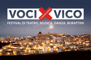 Voci per Vico/ Bataclan in largo Perrillo